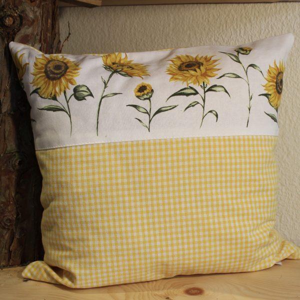 Zirbenkissen Sonnenblume