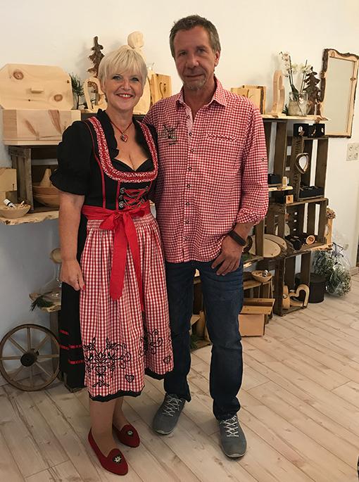 Art of Zirbe Seligenstadt Geschäftsführer