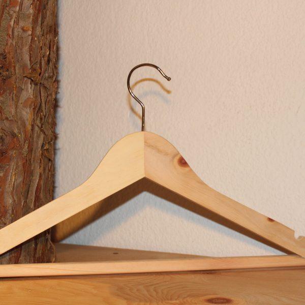 Kleiderbügel Steg