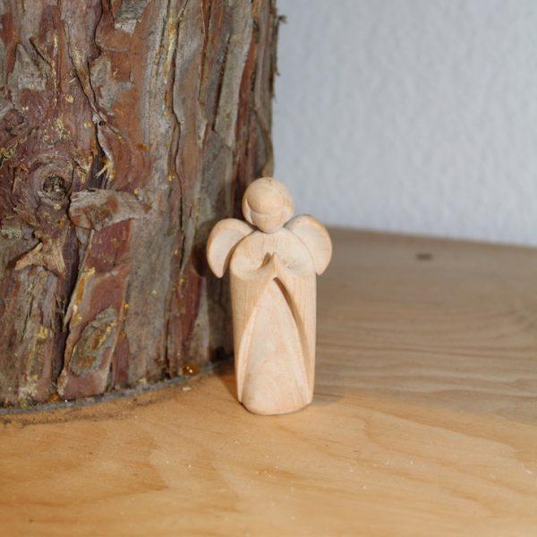 Engel betend klein